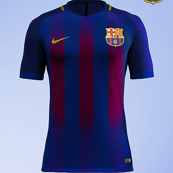 FC Barcelone - Nike Home