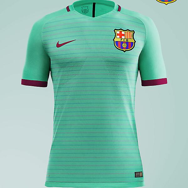 FC Barcelone - Nike Third