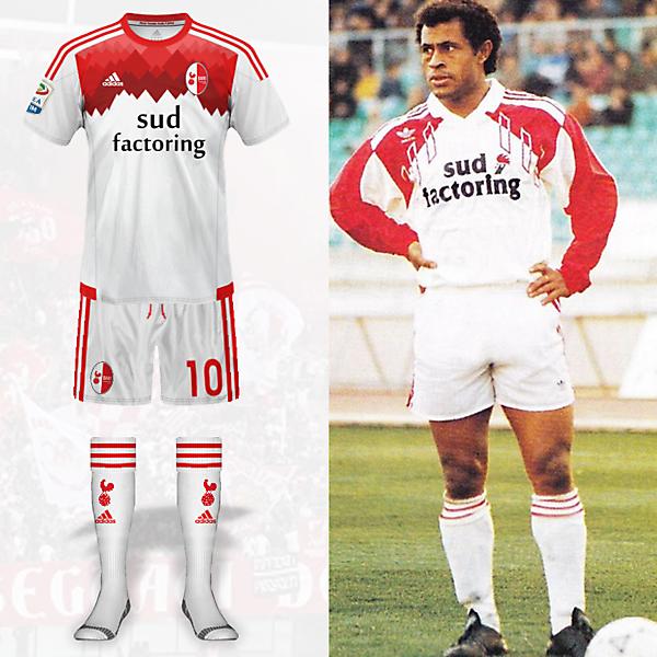 FC Bari Dejavu Home Kit