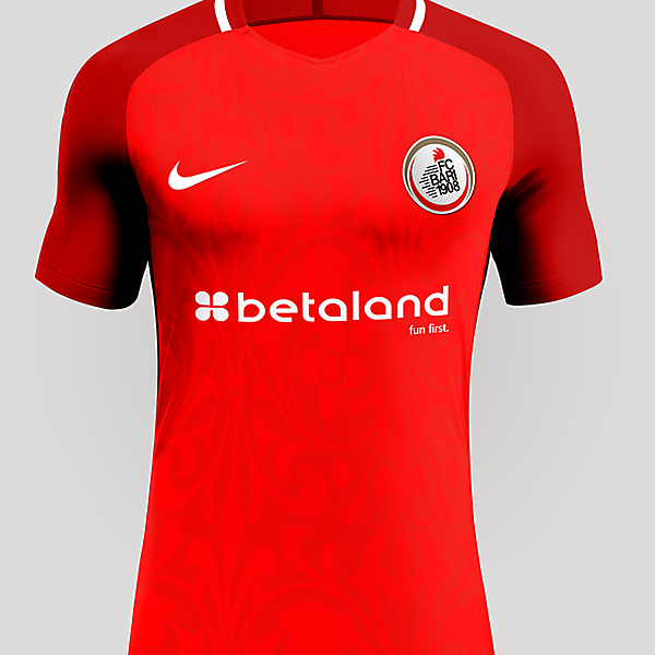 FC Bari x Nike - Home kit