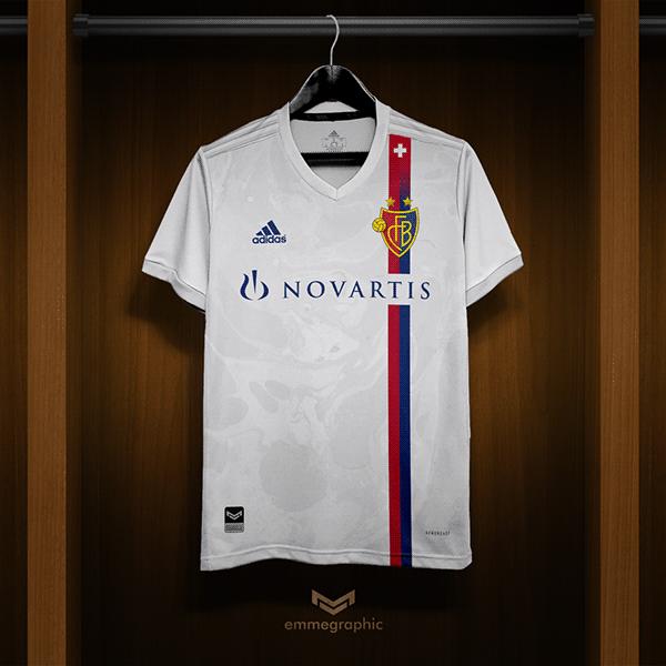 FC Basel | Adidas | Away