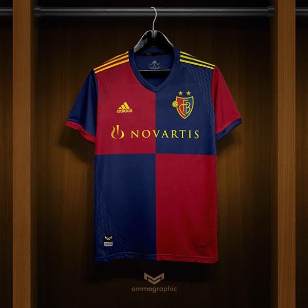 FC Basel | Adidas | Home