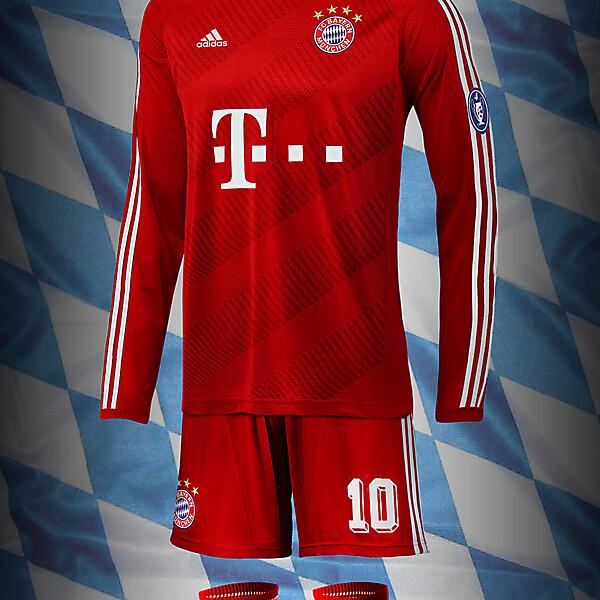 FC Bayern München CL 2014