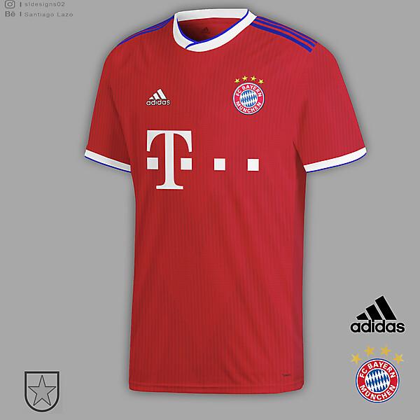 FC Bayern Home