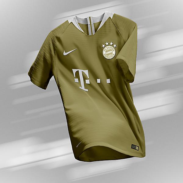 FC Bayern München - Away Kit
