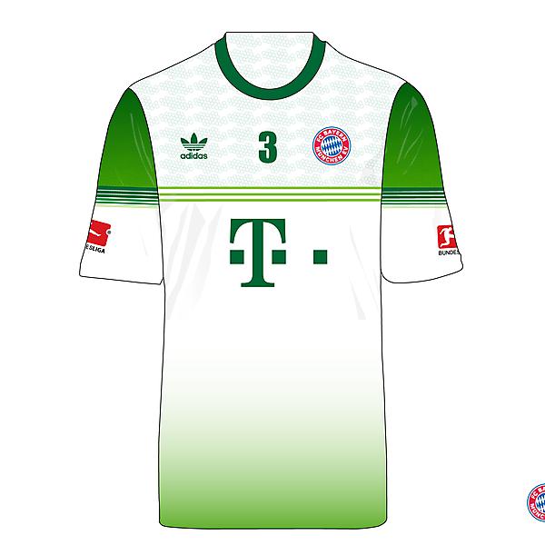 FC Bayern Munchen Training Kit Concept 1