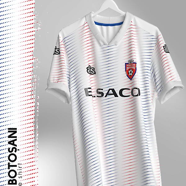 FC Botoșani X alis. - Home