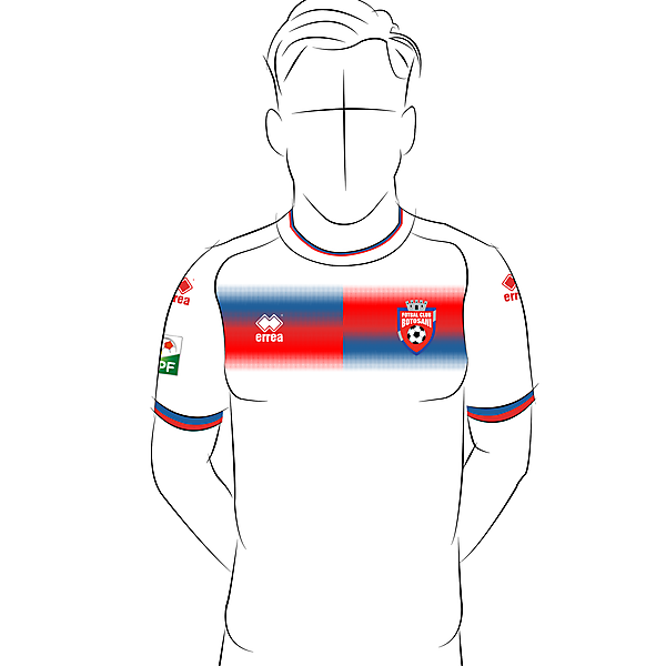 FC Botosani x Errea -Home