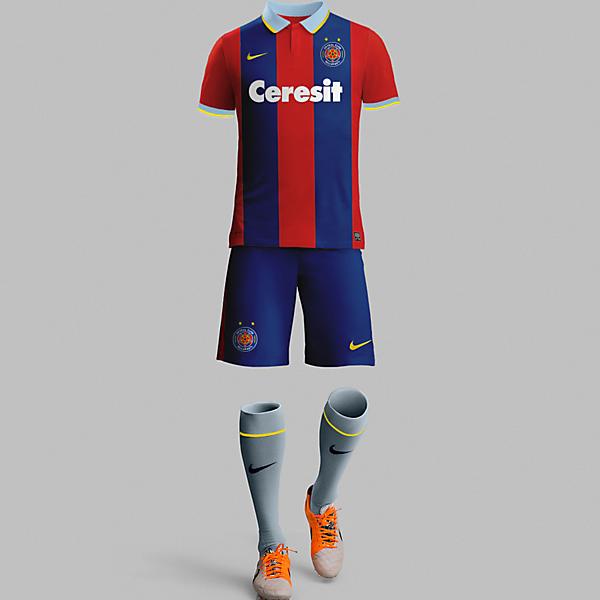 FC Bucuresti kit concept