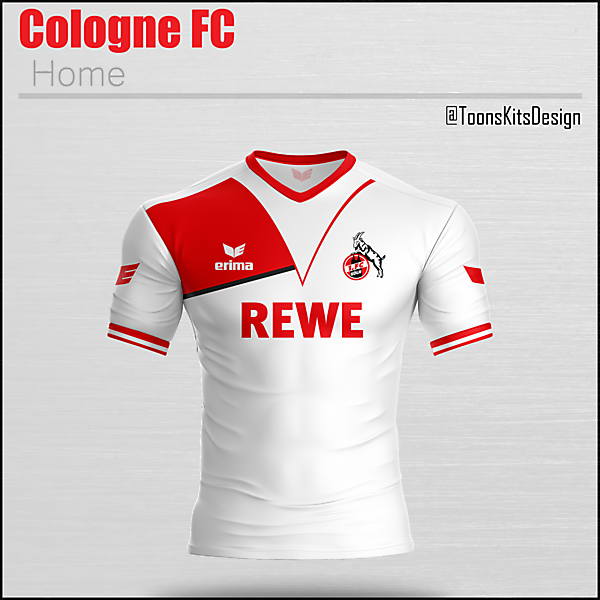FC Cologne Home