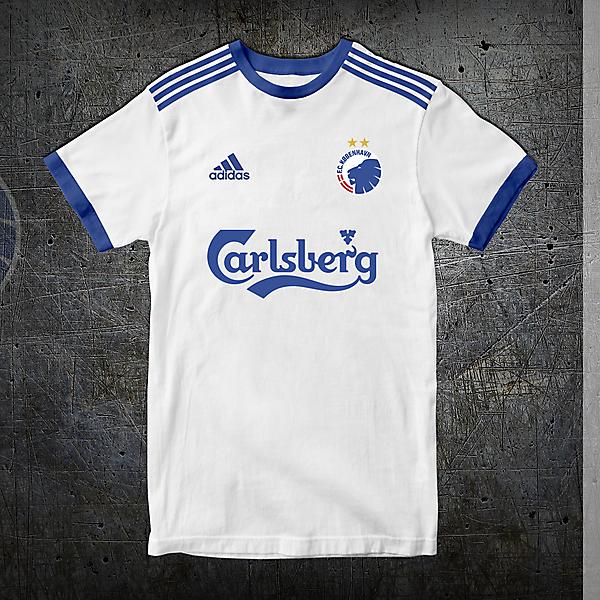 FC Copenhagen Home Shirt
