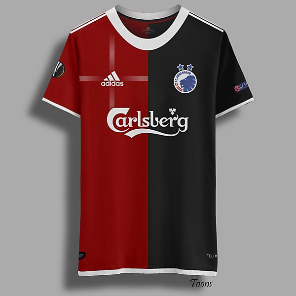 FC Copenhague Third