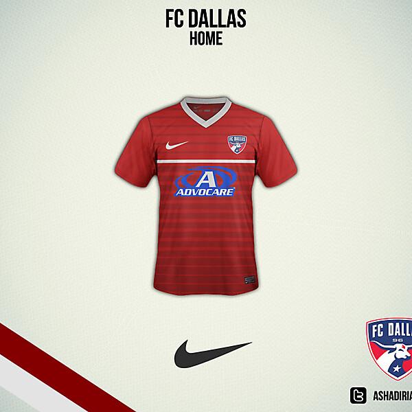 FC Dallas Nike