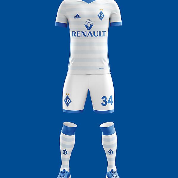 FC Dynamo Kyiv Home Kit