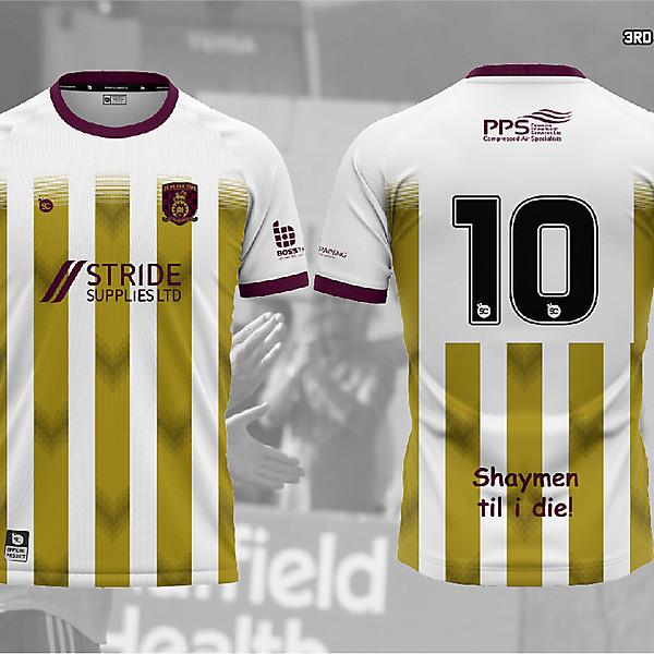 FC Halifax Town 3rd