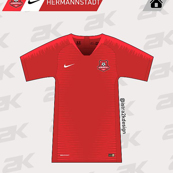 FC Hermannstadt x Nike