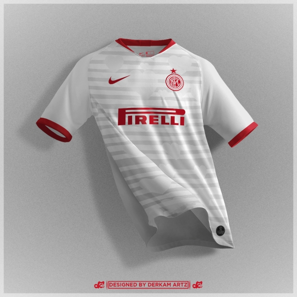 FC Inter - Valentine's Day Kit (2019)