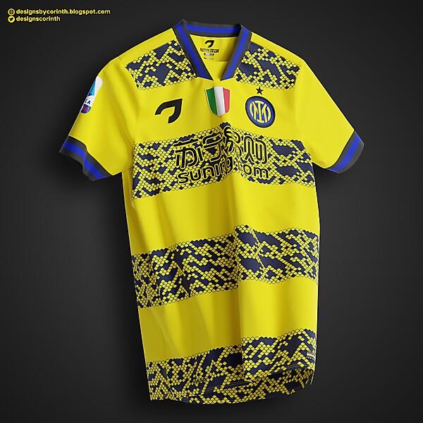 FC Inter | Away Shirt