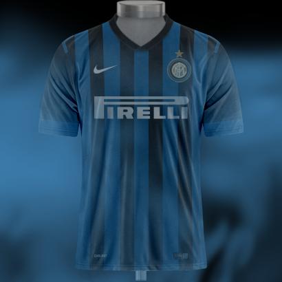Fc Inter Nike Home Kit