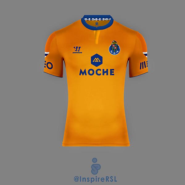FC Porto 14/15 Away Shirt