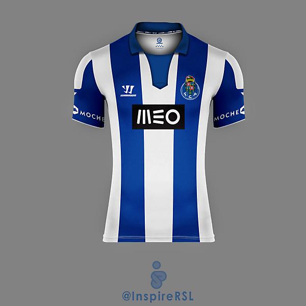 FC Porto 14/15 Home Shirt (Version II)