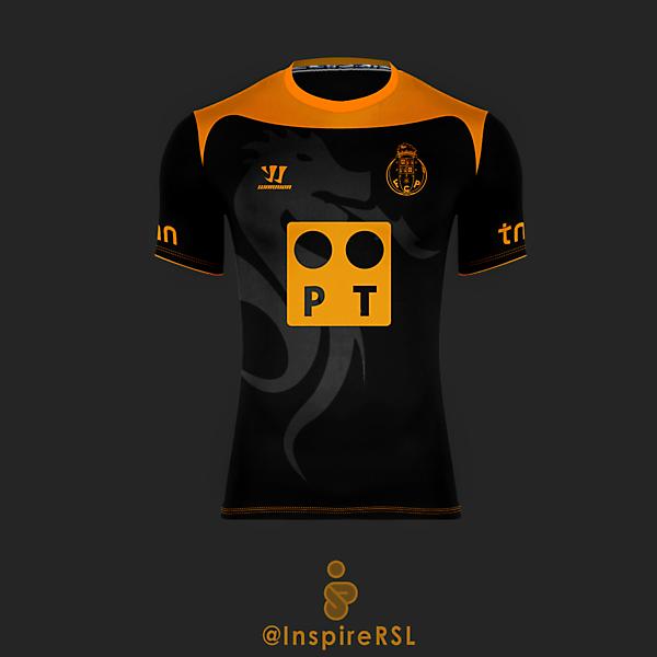 FC Porto 14/15 Third Shirt