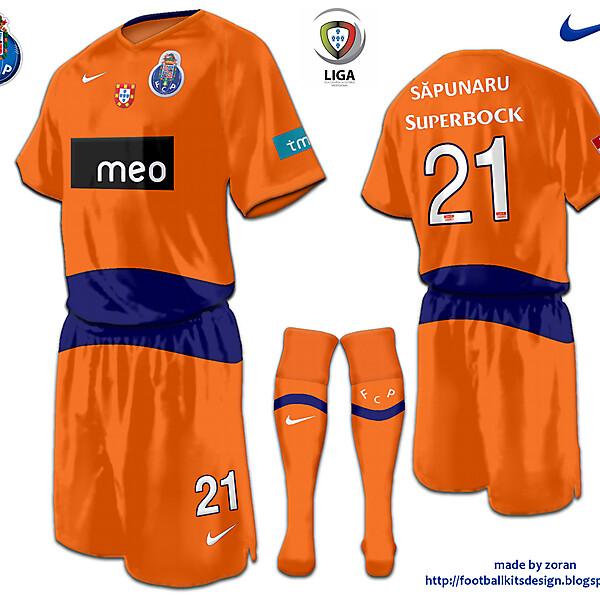 FC Porto away fantasy