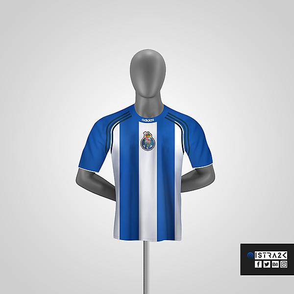 FC Porto X Adidas - Home