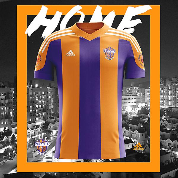 FC Pune City - Home