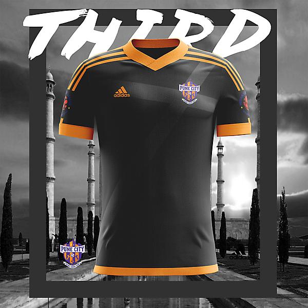FC Pune City - Third
