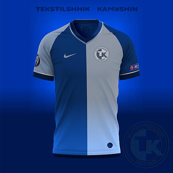 FC Tekstilshhik Kamyshin (Russia)