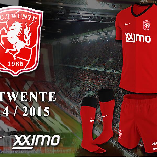 FC Twente 2014/2015 Home