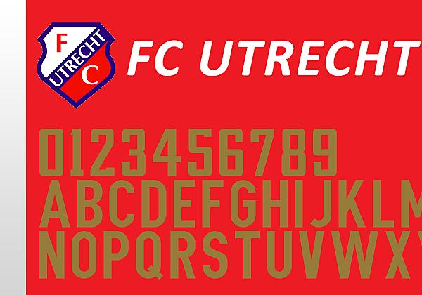 FC UTRECHT - HUMMEL