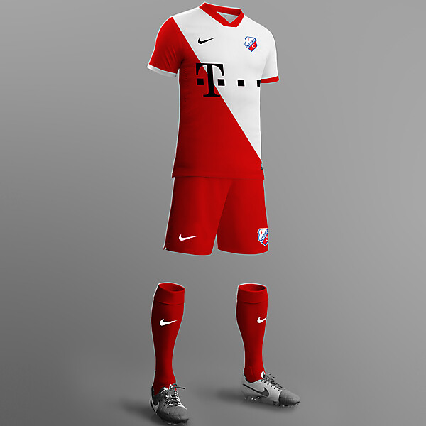 FC Utrecht concept kit 2021/2021