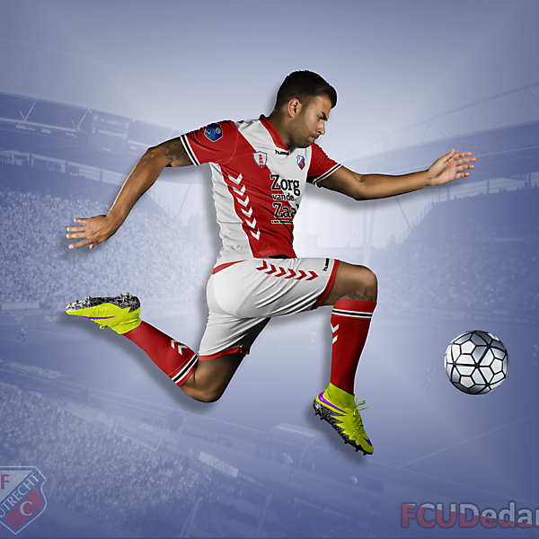FC Utrecht Fantasy Kit Design