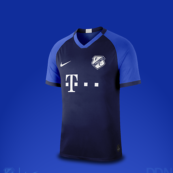 FC Utrecht Fantasy Nike 2022 Away Kit