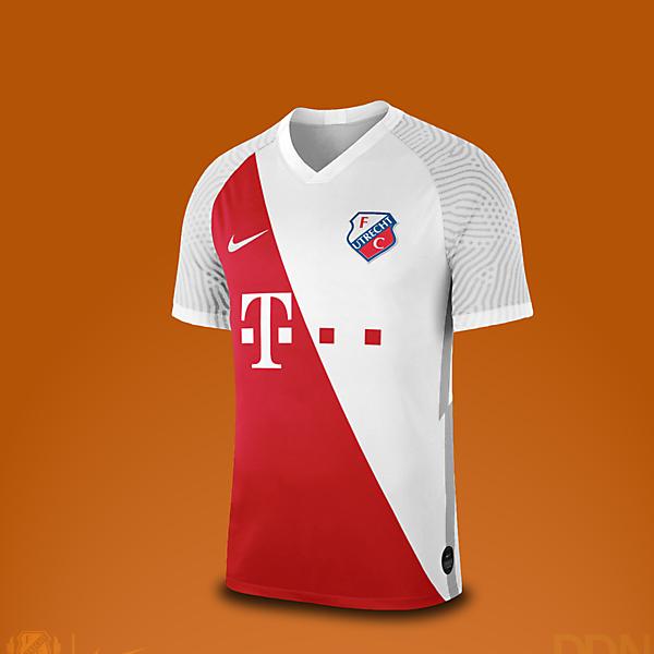 FC Utrecht Fantasy Nike 2022 Home Kit