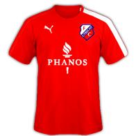 FC Utrecht Home kit 2006