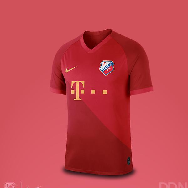 FC Utrecht Nike Anniversary kit