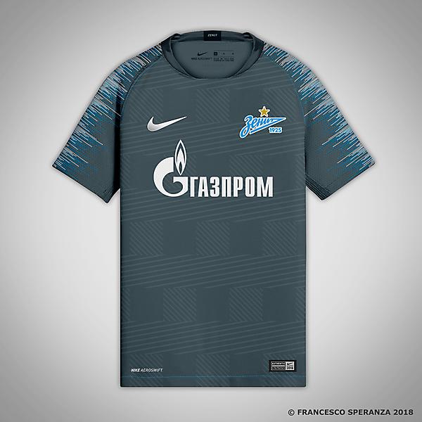 FC Zenit third