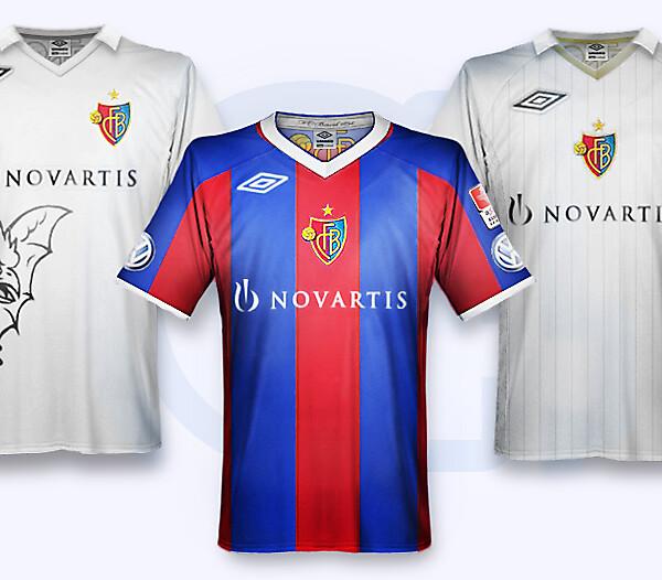 FC Basel Home/Away Shirt