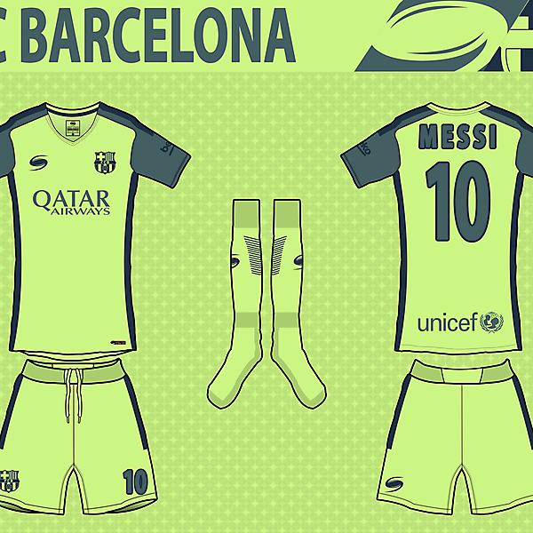 FCB x Storm - 3rd kit