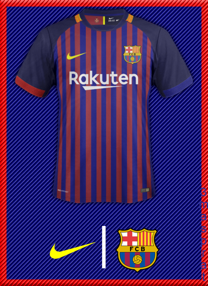 FCBarcelona Home