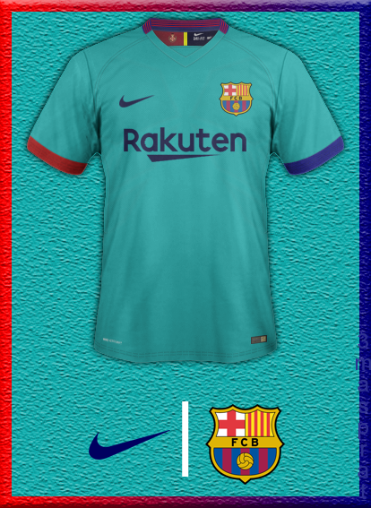 FCBarcelona Third