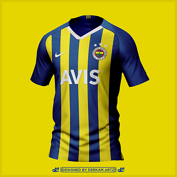 Fenerbahçe - Home Kit