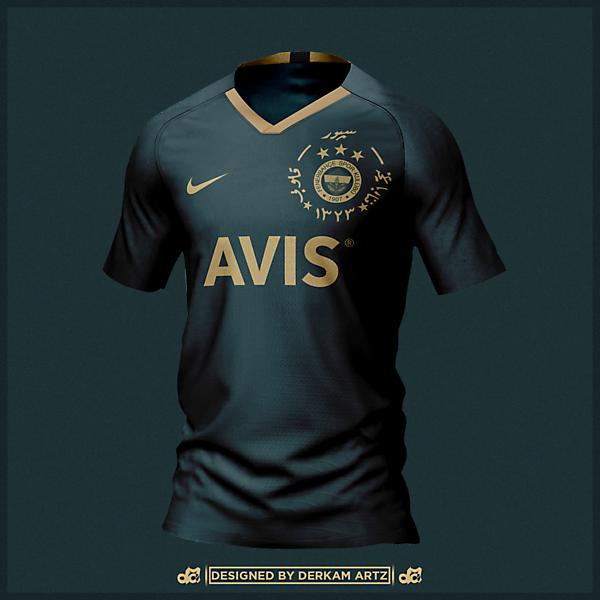 Fenerbahçe - Third Kit