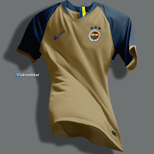 Fenerbahçe 18-19 / Nike