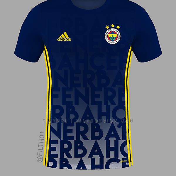 Fenerbahçe 2016/2017 Pre-match