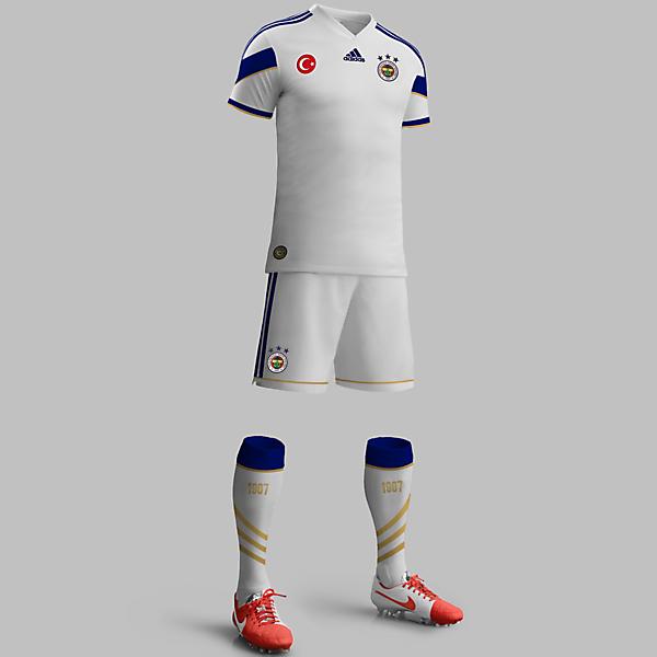 Fenerbahçe Away Kit Design