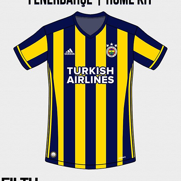 Fenerbahçe Home